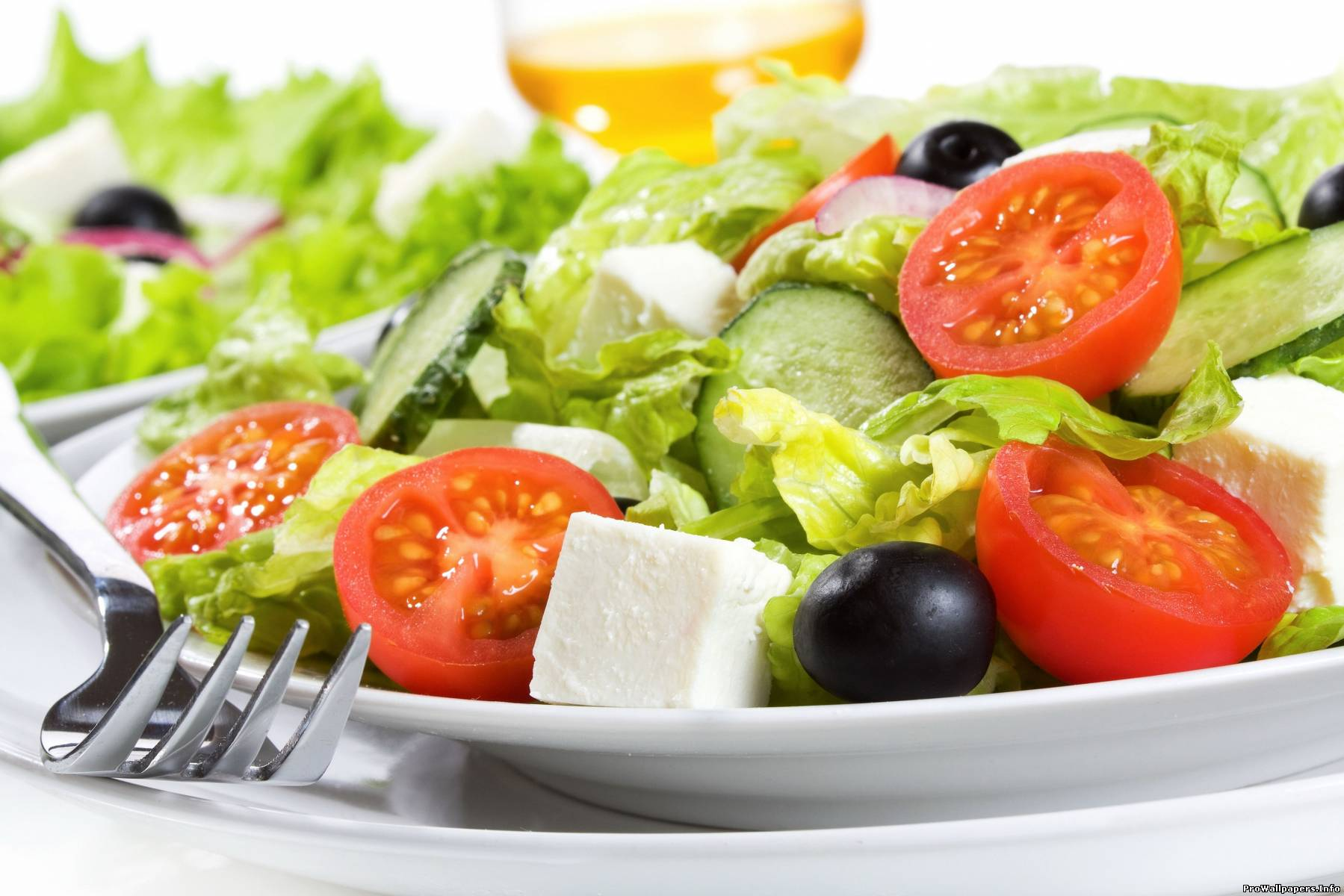 Salad Power for Weight Loss