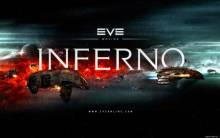 EVE Online Inferno - Full HD Wallpaper