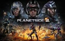 PlanetSide 2 Game - Full HD Wallpaper