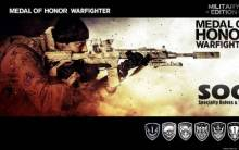 Medal of Honor Warfighter Military Edition - Full HD Wallpaper