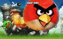 Angry Birds iPhone Game - Full HD Wallpaper