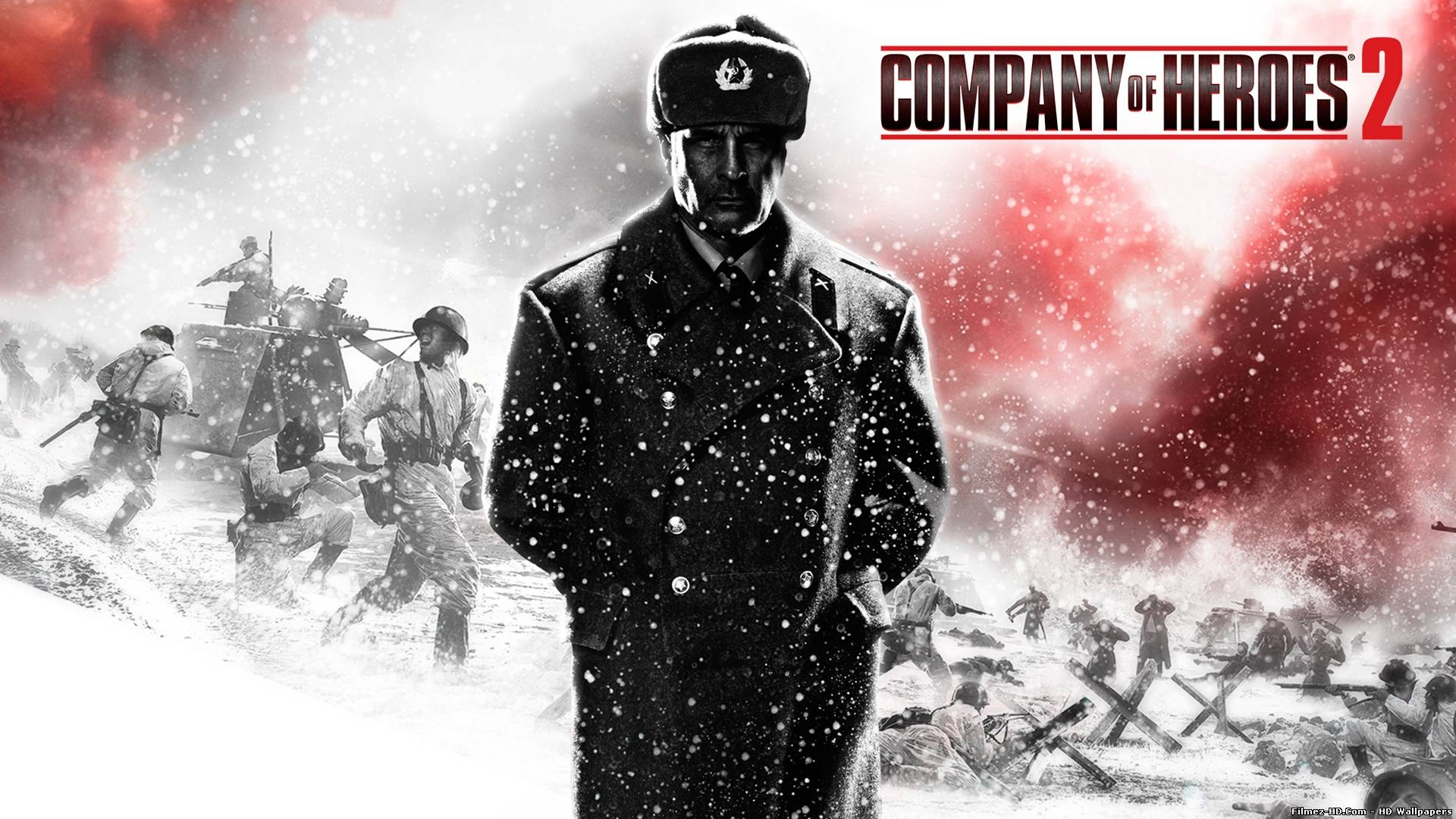 2013 Company of Heroes 2 Game