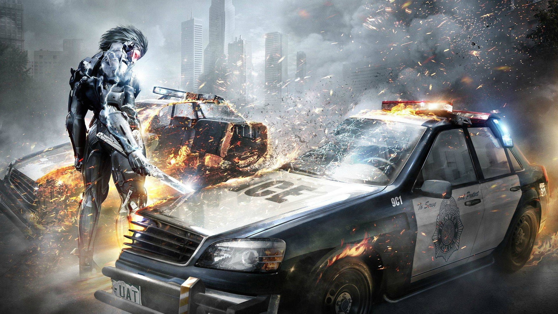 2013 Metal Gear Rising Revengeance