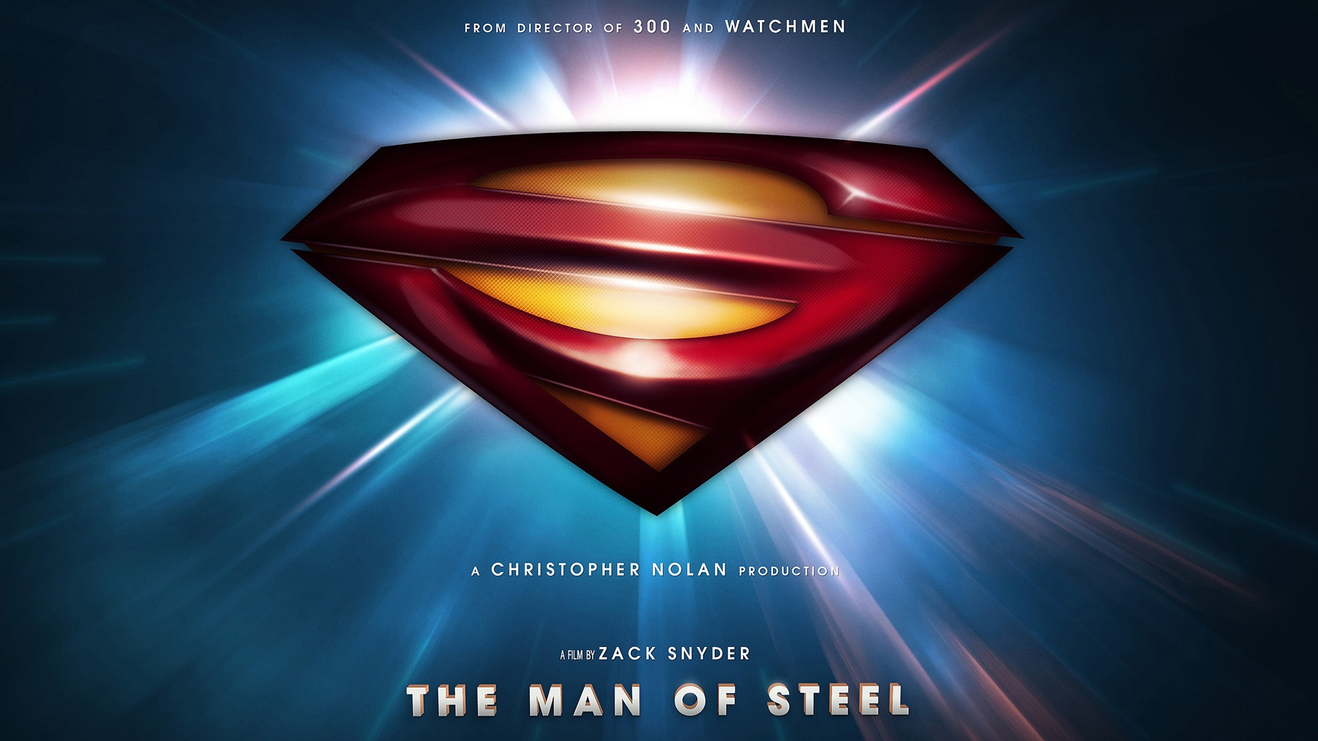 Superman - Man of Steel 2013