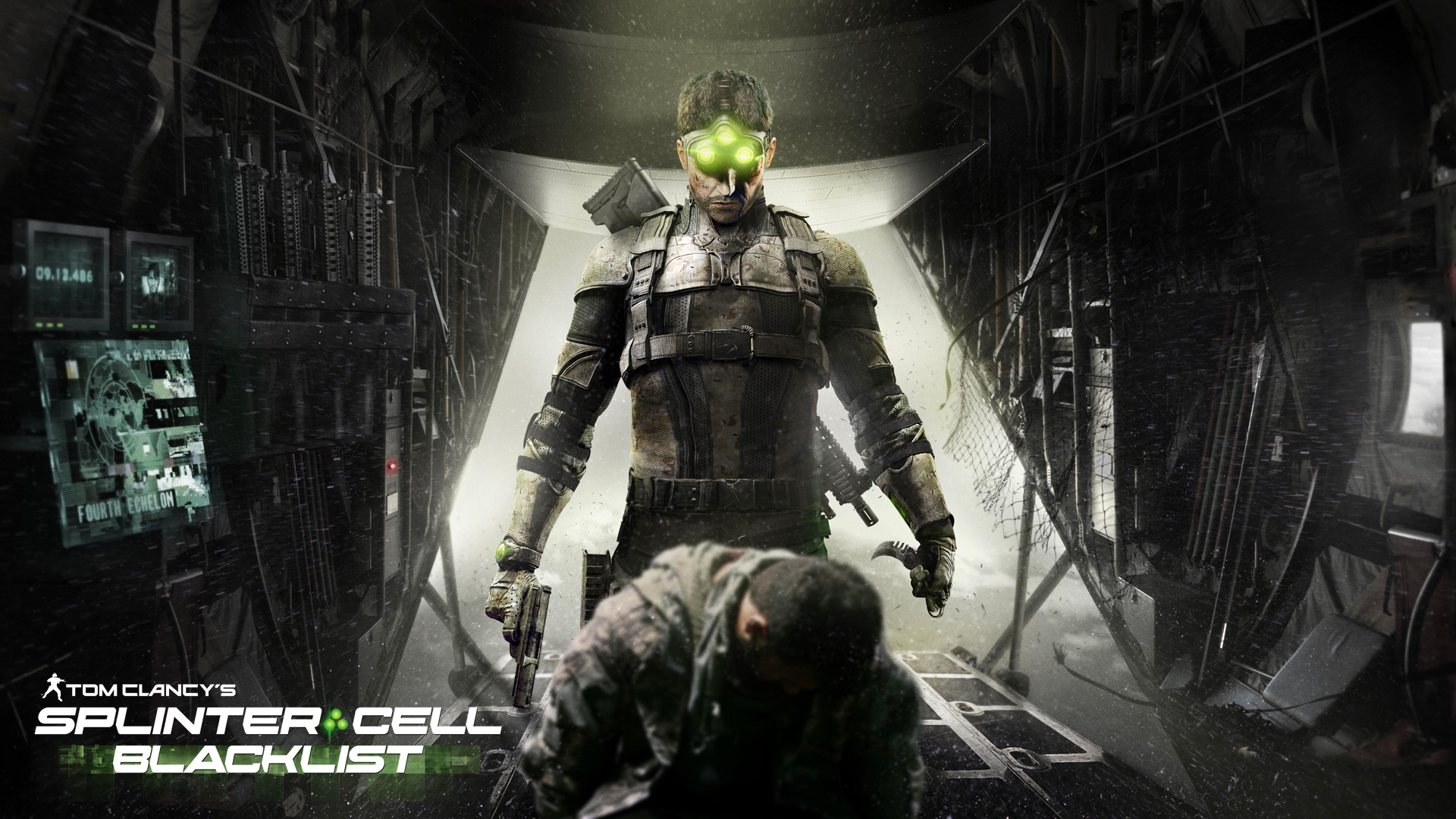 Splinter Cell Blacklist 2013