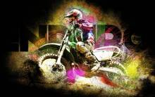 Enduro Racing - Full HD Wallpaper