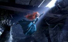 Princess Merida Brave... - Full HD Wallpaper