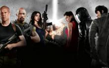 2013 G.I. Joe Retaliation - Full HD Wallpaper