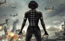 Alice in Resident Evil 5 Retribution - Full HD Wallpaper