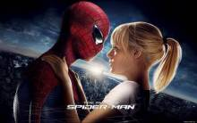 Amazing Spider Man Emma Stone - Full HD Wallpaper