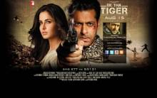 EK THA TIGER - Full HD Wallpaper
