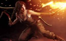 Lara Croft Tomb Raider 2012 - Full HD Wallpaper