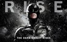 Batman Dark Knight Rises - Full HD Wallpaper