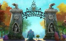 Monsters University -... - Full HD Wallpaper