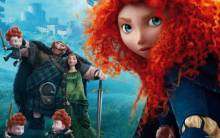 Pixar Brave - Full HD Wallpaper