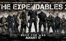 The Expendables 2 Back for War - Full HD Wallpaper