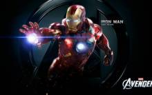 Iron Man Tony Stark - Full HD Wallpaper