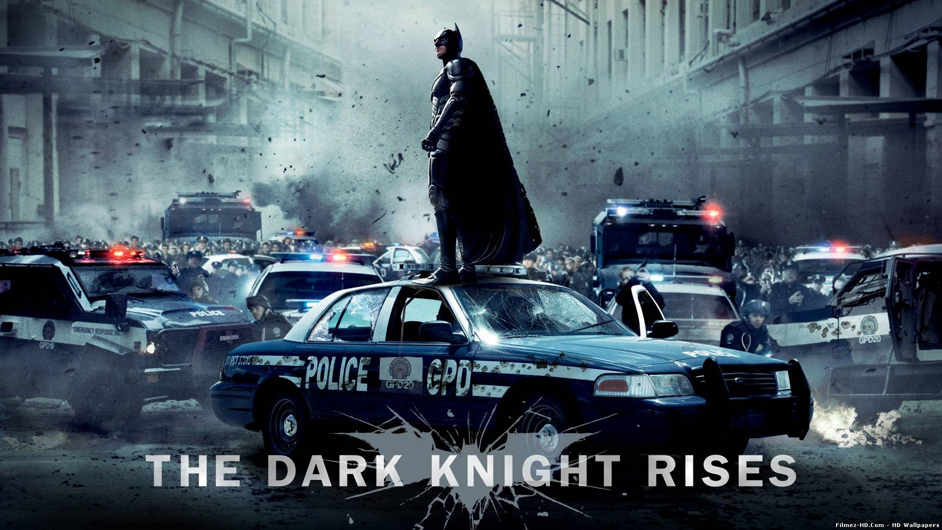 Batman Superhero Dark Knight Rises