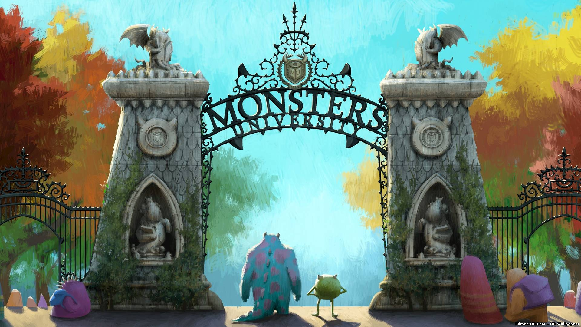 Monsters University - Pixar