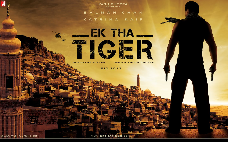 EK THA TIGER - Salman Khan