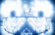 Tiesto Live Mixing - Full HD Wallpaper