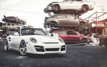 Porsche 911 Turbo Presentation - Full HD Wallpaper