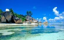 Seychelles Paradise - Full HD Wallpaper