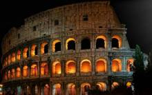 Roman Colosseum - Full HD Wallpaper