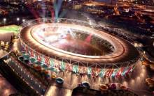 London 2012 Olympic Stadium - Full HD Wallpaper