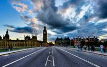 The Palace of Westminster - Full HD Wallpaper