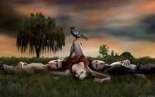 The Vampire Diaries TV series 2010 - Full HD Wallpaper