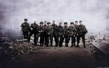 Band of Brothers Cast - Full HD Wallpaper