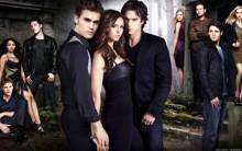 The Vampire Diaries Season 2 - Full HD Wallpaper