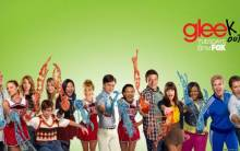 Glee TV Cast - Full HD Wallpaper