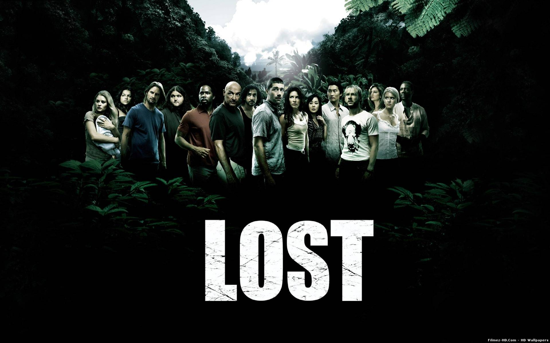 Lost TV Series Widescreen
