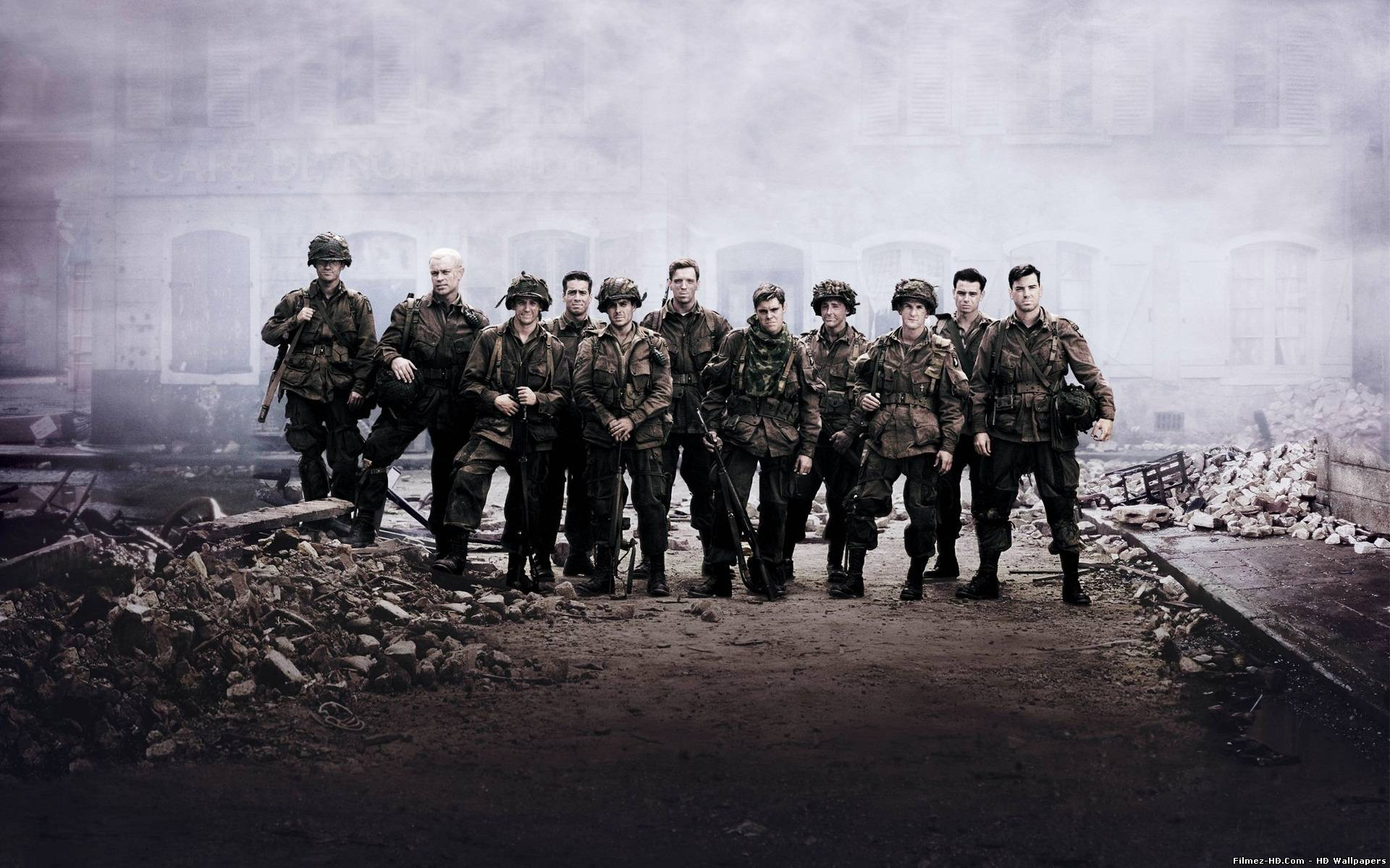 Band of Brothers Cast