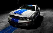 Ford Mustang Shelby GT500 2013 - Full HD Wallpaper