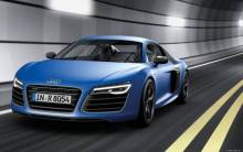 2013 Audi R8 V8 - Full HD Wallpaper