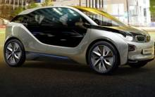 BMW i3 Concept - Full HD Wallpaper