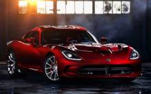 2013 Dodge SRT Viper - Full HD Wallpaper
