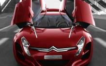 Citroen GT Concept Front Doors - Full HD Wallpaper