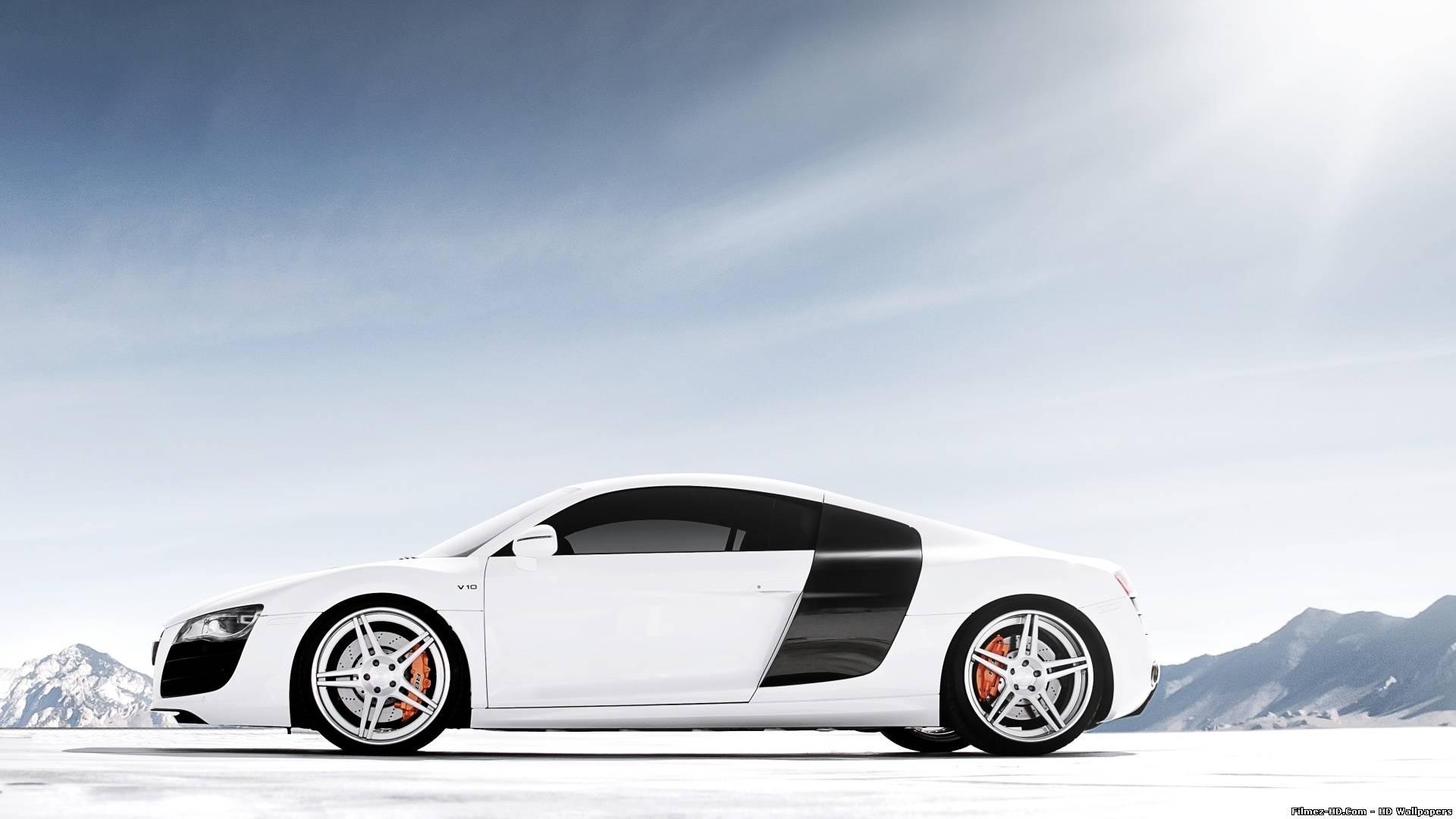 Audi R8 V10 2012 Car