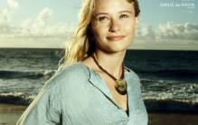 Emilie de Ravin as Claire in Lost - Full HD Wallpaper