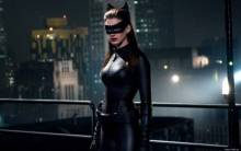 Anne Hathaway Catwoman Dark Knight - Full HD Wallpaper