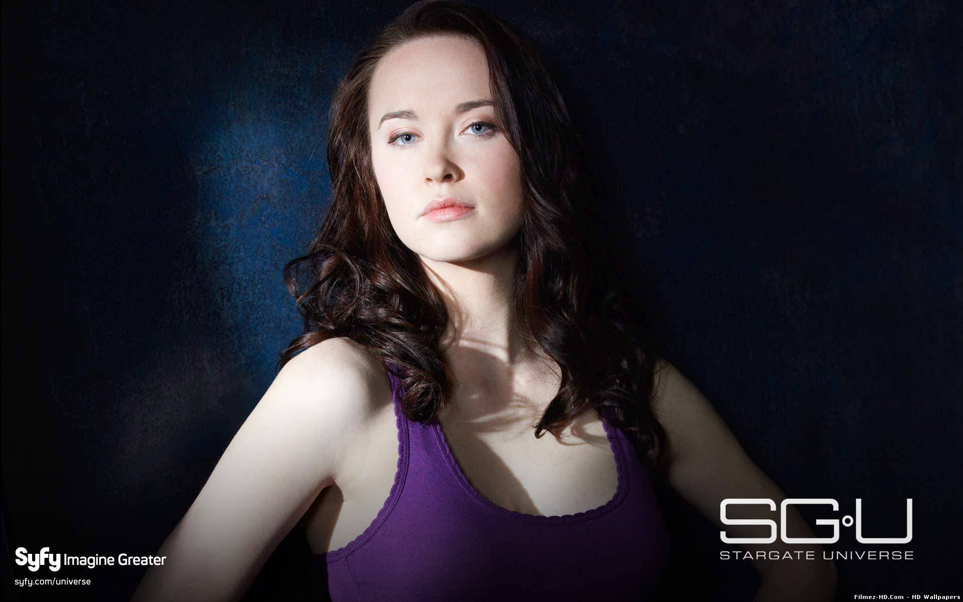 Elyse Levesque in Stargate Universe