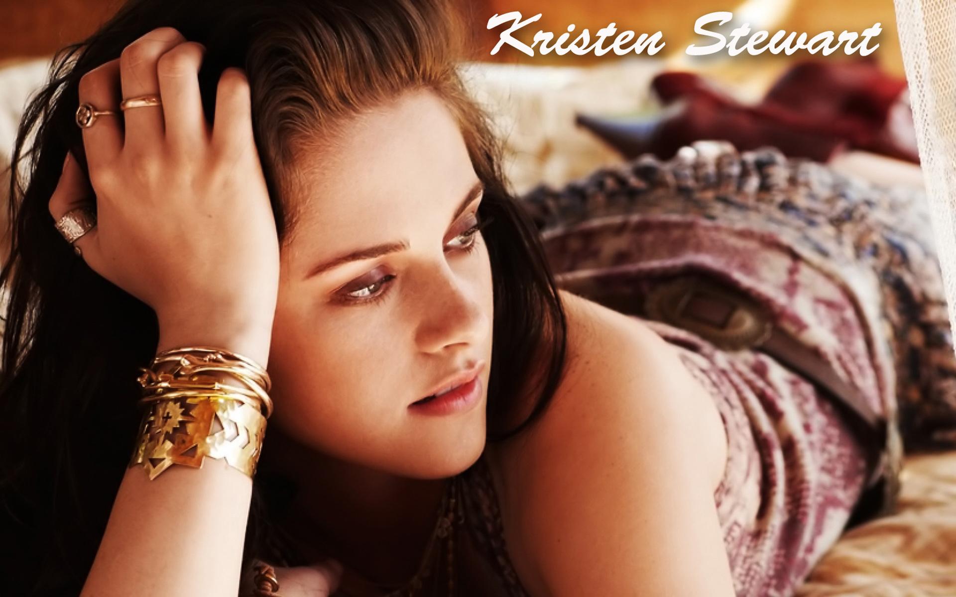Kristen Stewart - Wooo!